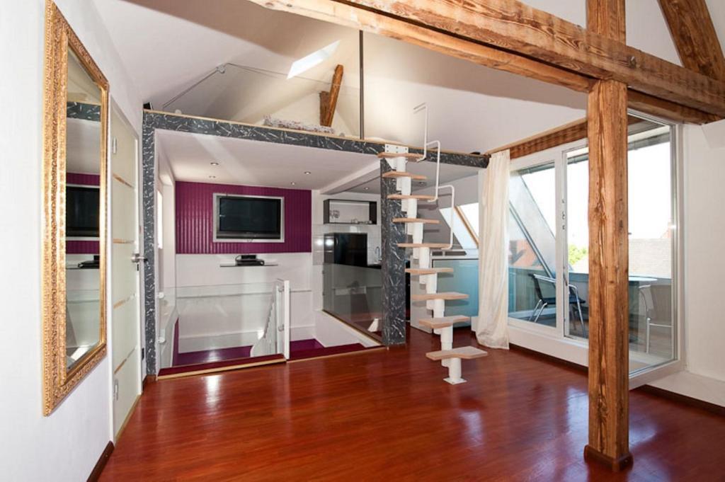 City luxus apartment r servation gratuite sur viamichelin - Office du tourisme freiburg im breisgau ...