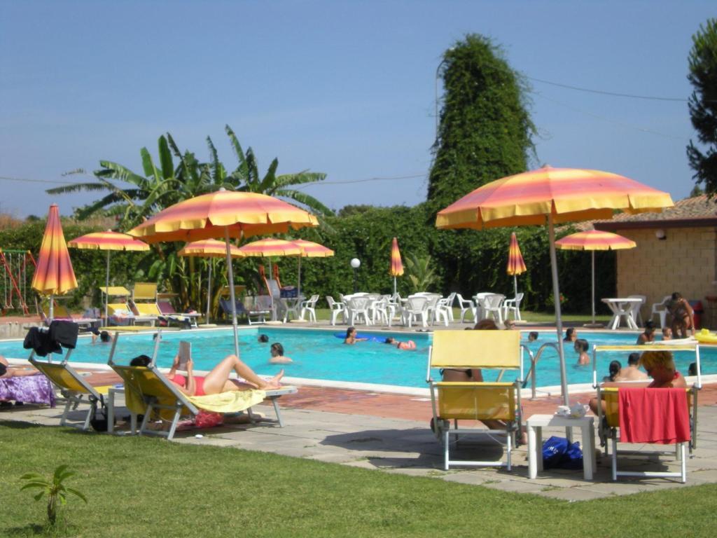 Villaggio artemide appart hotels giardini naxos