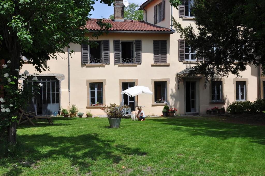 Chambres d\'hôtes Le Jardin de Beauvoir, Chambres d\'hôtes Lyon