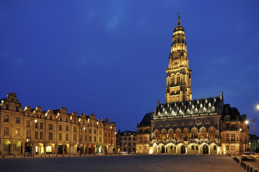 Hotel Gare Arras