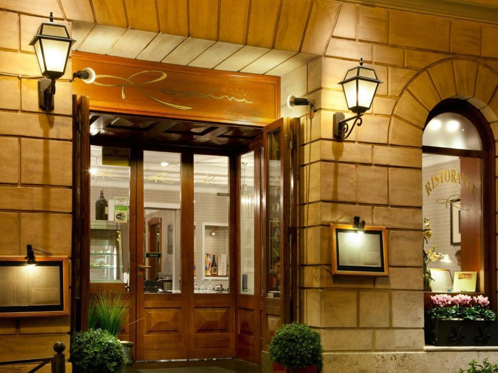 Restaurant Hotel Ottocento Rome