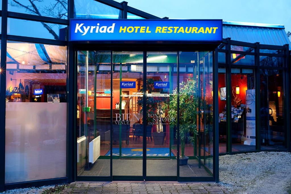 Hotel kyriad reims est parc expositions