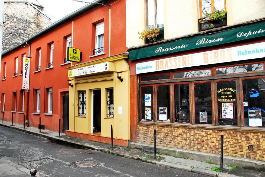 Rue Villa Biron Saint Ouen