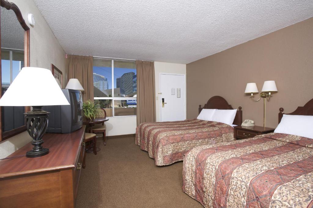 Travelodge By Wyndham Las Vegas Center Strip R 233 Servation