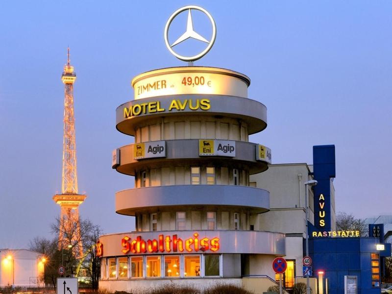 Hotel Kaiserdamm Berlin