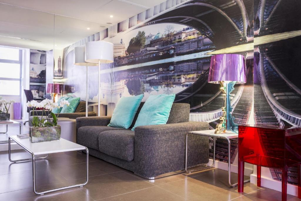 Moderne St Germain Hotel Paris