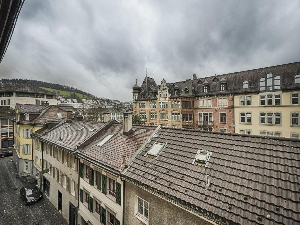 Hotel Weisses Kreuz St Gallen