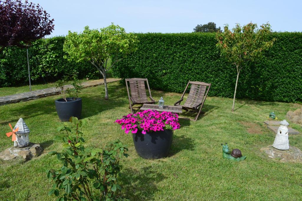 Posada el jardin santillana del mar viamichelin for Posada el jardin santillana del mar
