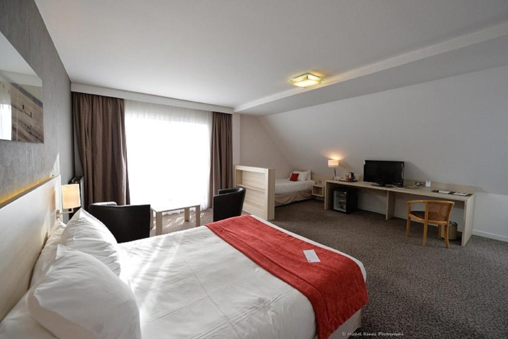 hotel best western plus le roof vannes bord de mer. Black Bedroom Furniture Sets. Home Design Ideas