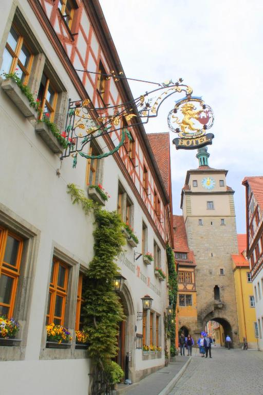 hotel tilman riemenschneider rothenburg ob der tauber