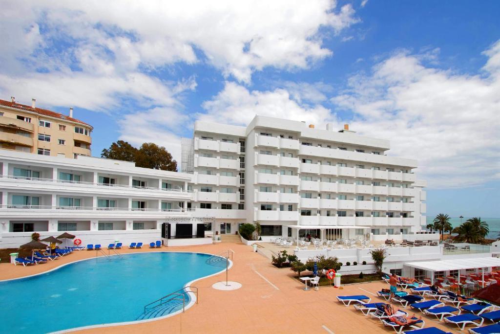 Palia La Roca Hotel Benalmadena