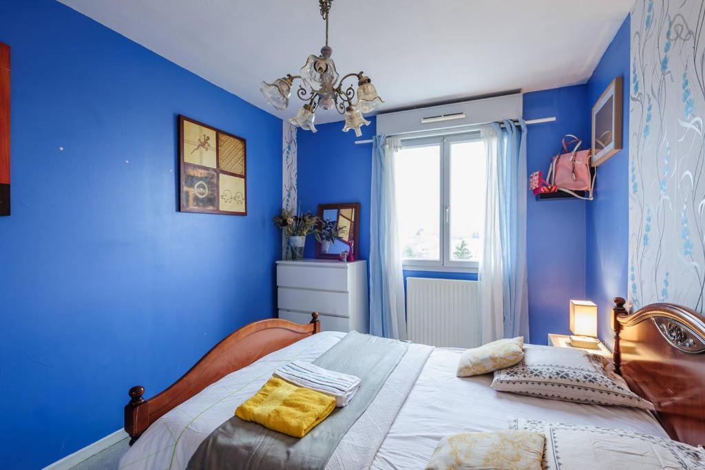 Bel Chambre Cosy Chez LHabitant Chambres Chez LHabitant Lyon