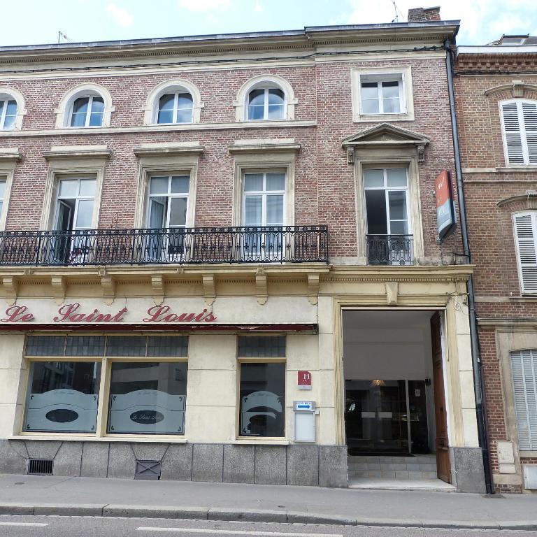 Hotel Saint Louis Amiens