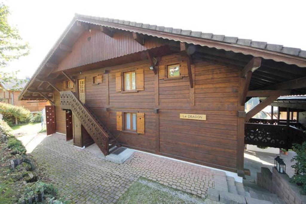 Luxe Chalet Badkamer : Bed breakfast chalet le dragon ski chalet bed breakfast la
