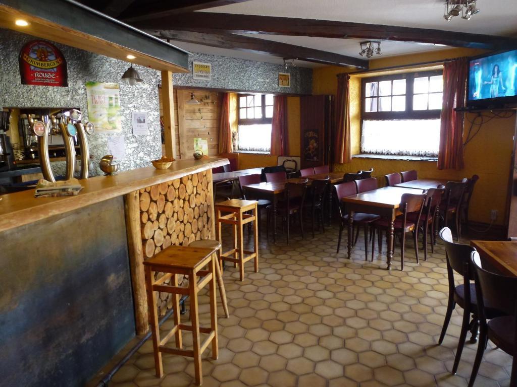 Mazet St Voy Restaurant