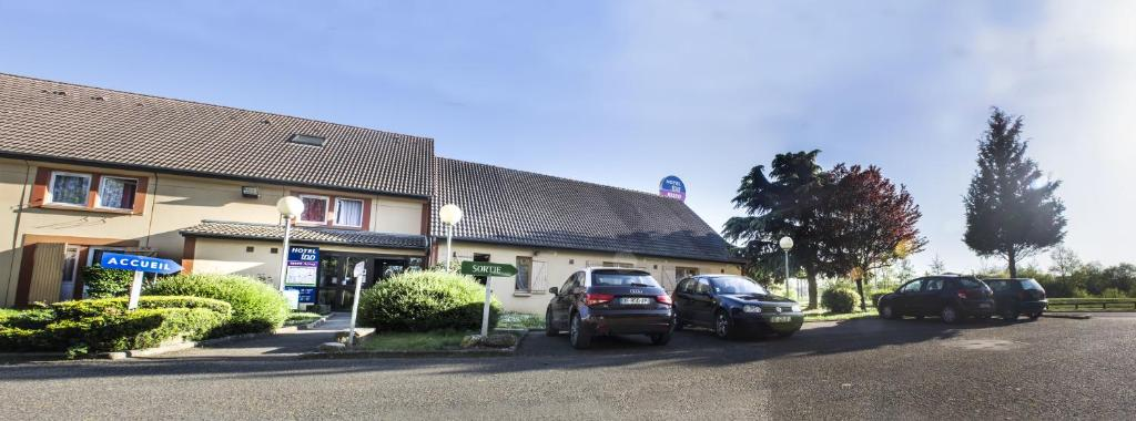 Hotel Gare Bourges