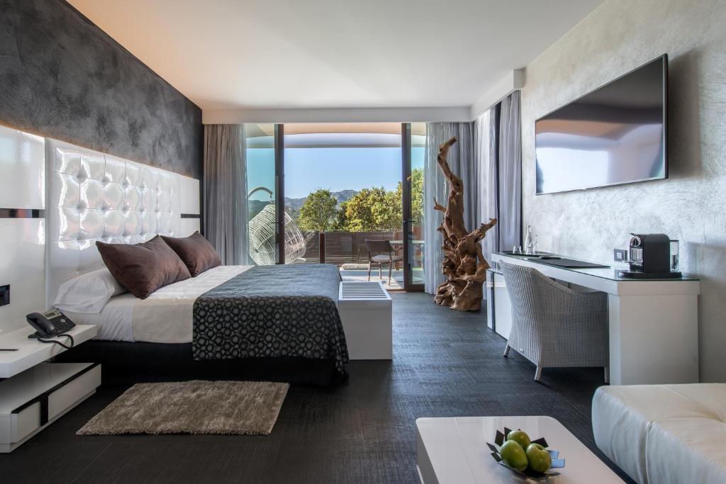 Mas tapiolas suites natura llagostera prenotazione on for Piani di aggiunta suite suocera
