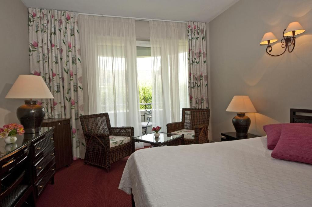 Grand Hotel Solesmes Sable