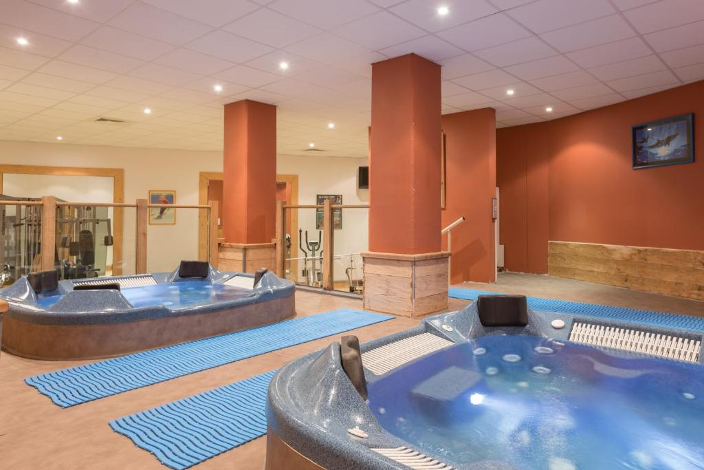 residence vacance val thorens
