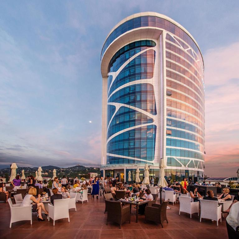 Jrw Welmond Hotel Formerly Leogrand Batumi