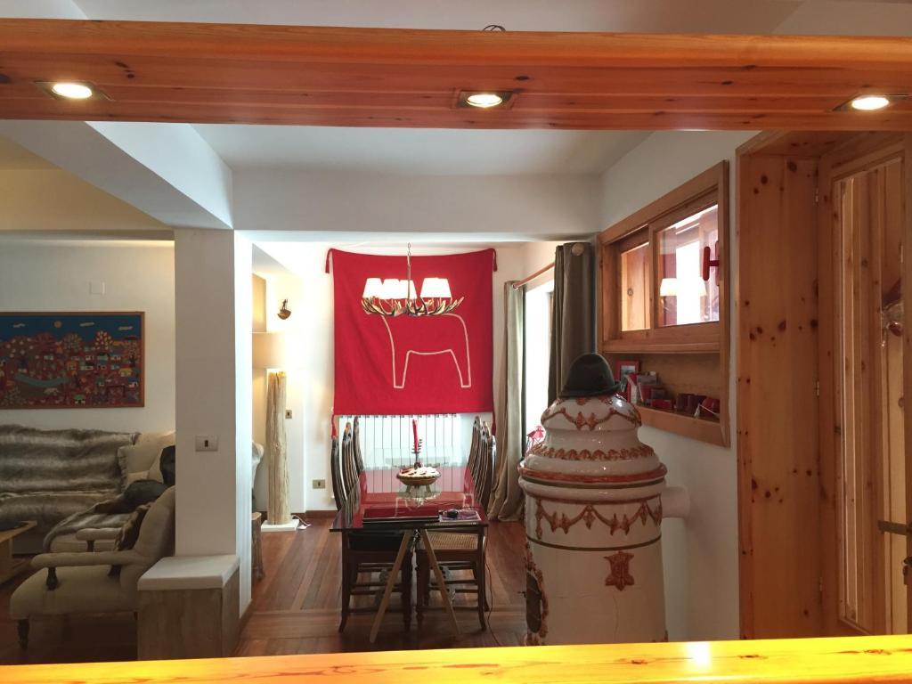 Camere Pescasseroli : Villa rossa appartamento pescasseroli