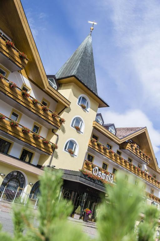 Hotel Oswald Selva Di Val Gardena Recensioni