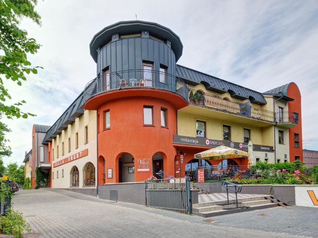 noclegi Gdańsk Villa Vrest