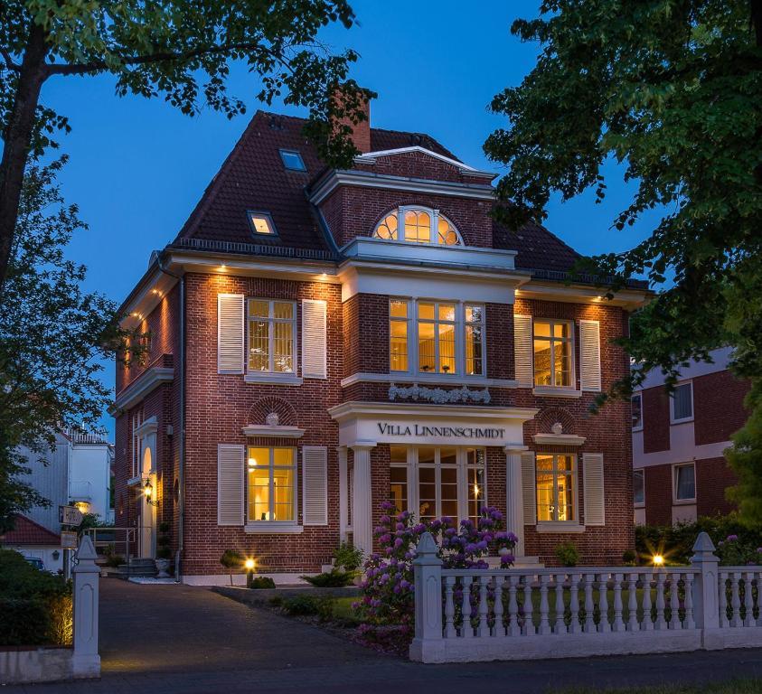 Villa Linnenschmidt Hotel Bremen