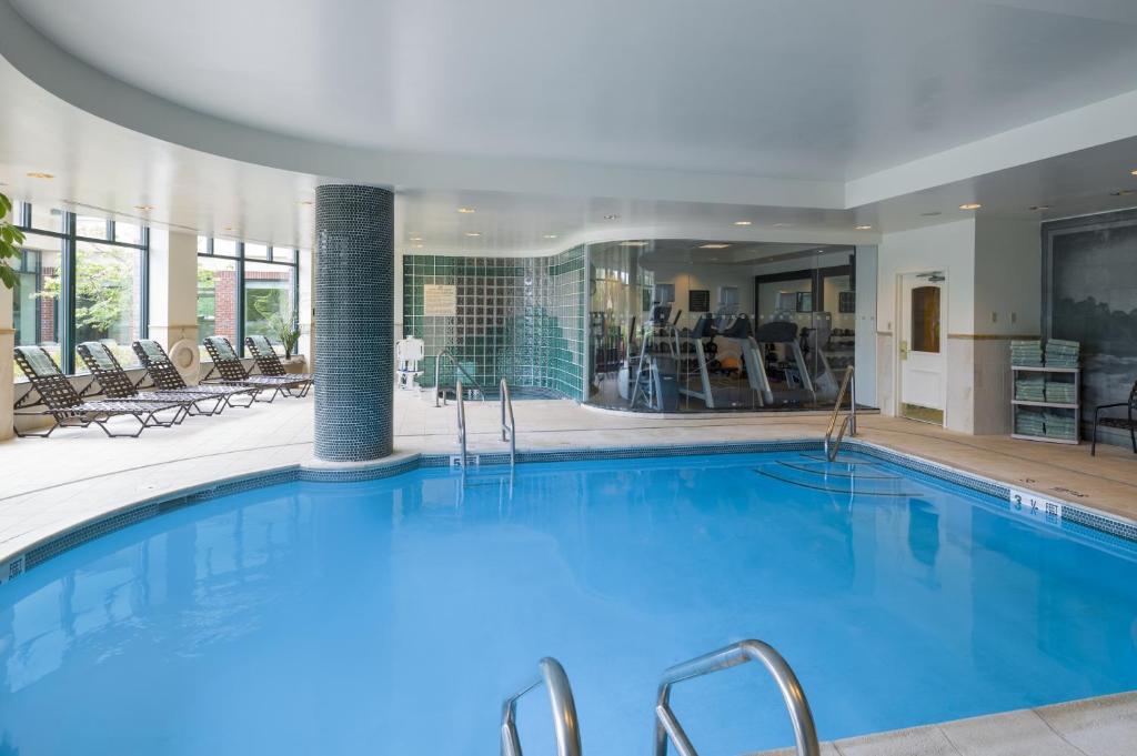 Hilton Garden Inn Hartford South Glastonbury Glastonbury Center Reserva Tu Hotel Con Viamichelin