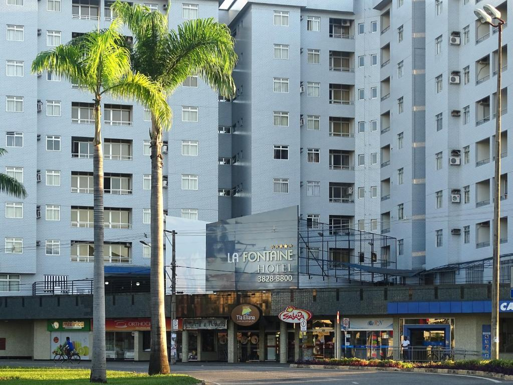 Aparthotel la fontaine ipatinga book your hotel with viamichelin - La fontaine family office ...
