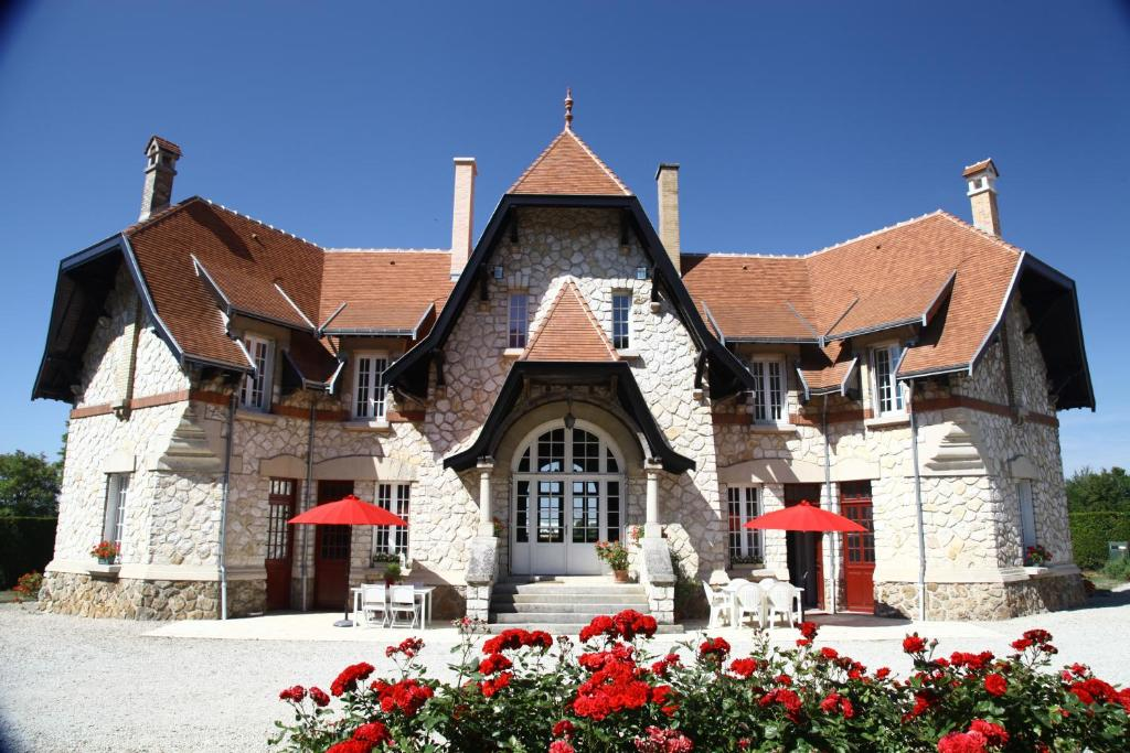 Chambres DHtes La Bertonnerie En Champagne Chambres DHtes Prunay