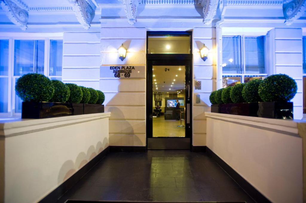 Eden Plaza Kensington Hotel London