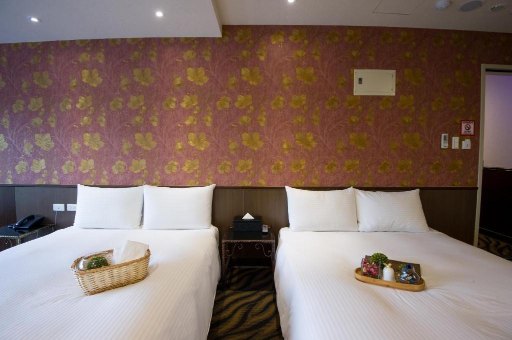Diary of taipei hotel ximen station taipei for Design hotel ximen zhonghua