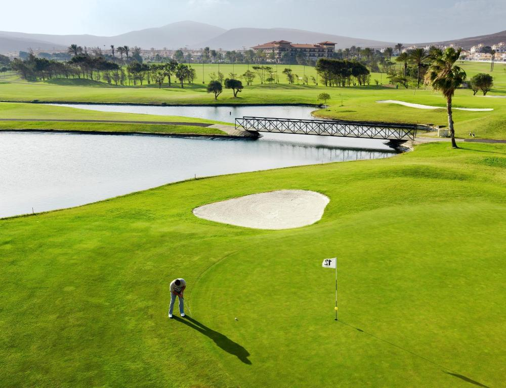 Elba Palace Golf And Vital Hotel Caleta De Fuste Fuerteventura