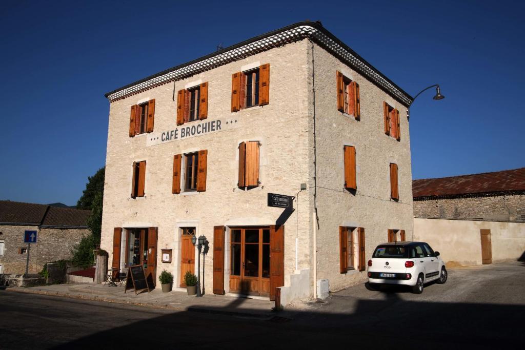 Restaurant A Saint Julien En Vercors