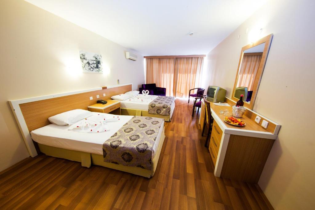 Tuntas Beach Hotel All Inclusive Holiday Residences Didim