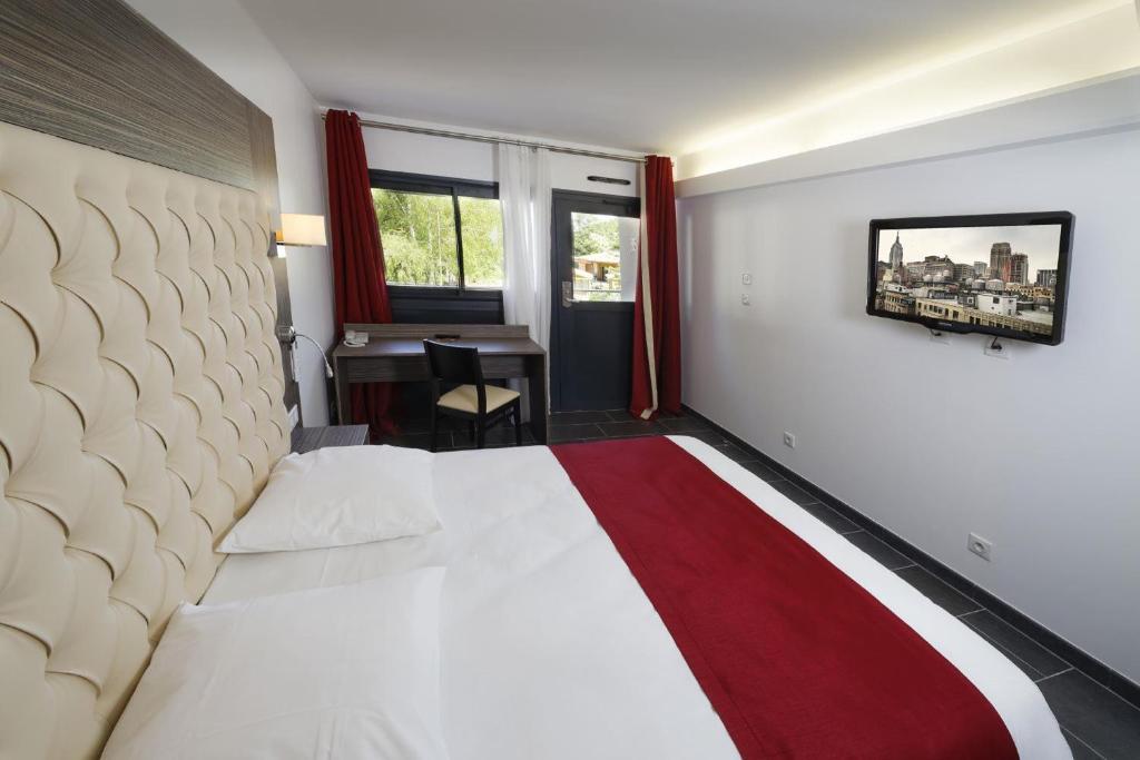 inter hotel foix h tel du lac r servation gratuite sur viamichelin. Black Bedroom Furniture Sets. Home Design Ideas
