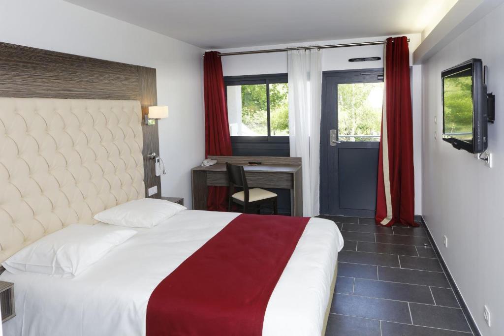 inter hotel foix h tel du lac foix viamichelin informatie en online reserveren. Black Bedroom Furniture Sets. Home Design Ideas