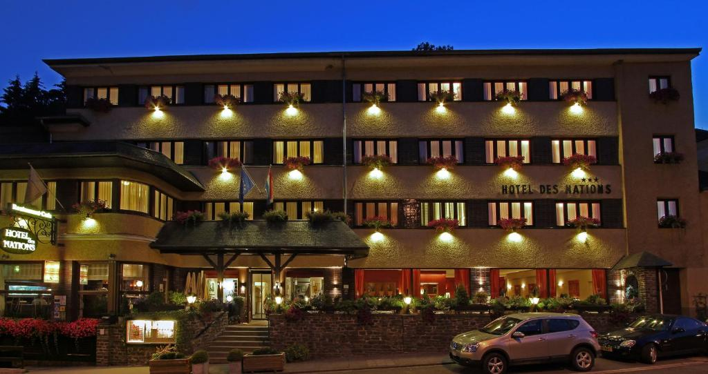 Hotel des nations r servation gratuite sur viamichelin for Reserver des hotels