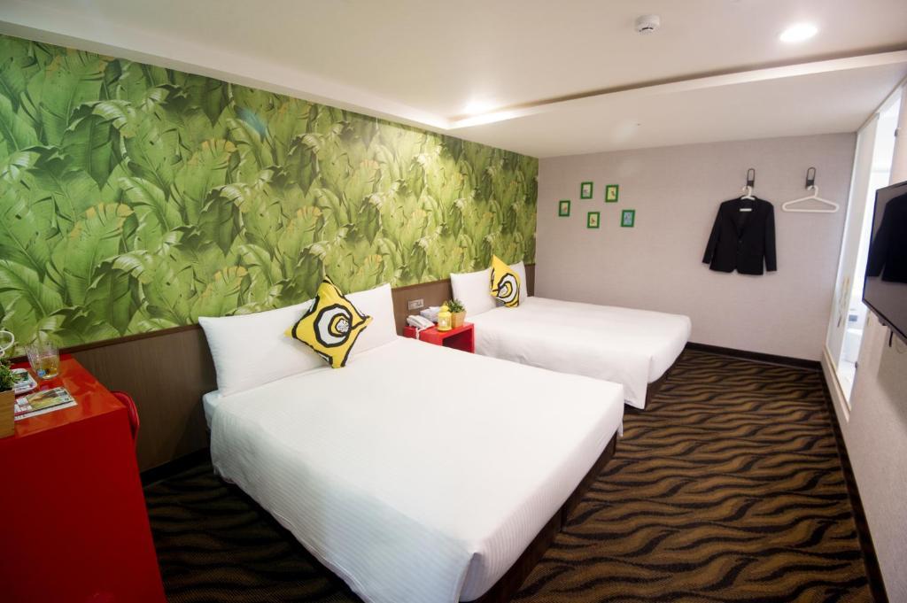 Design ximen hotel r servation gratuite sur viamichelin for Design hotel ximen zhonghua