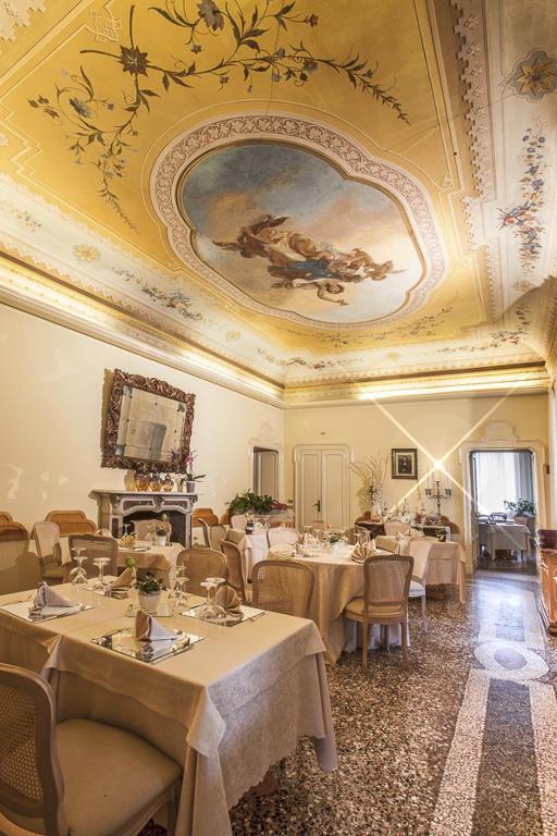 Villa Giulia-Al Terrazzo - Valmadrera : a Michelin Guide restaurant