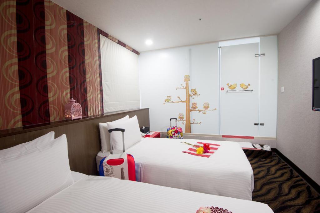 Design ximen hotel r servation gratuite sur viamichelin for Hotel design ximen