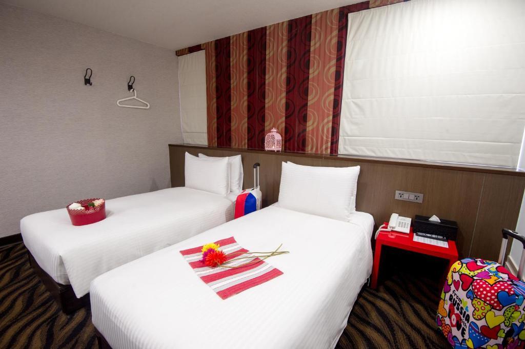 Design ximen hotel r servation gratuite sur viamichelin for Design ximen hotel ximending