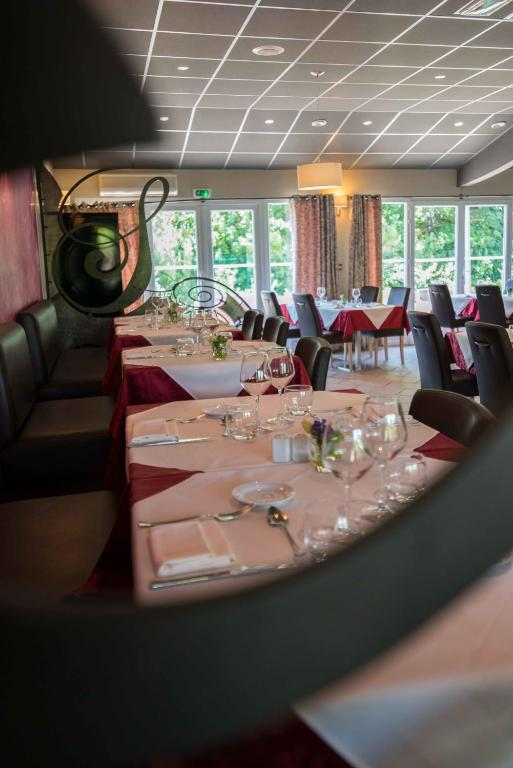 La Saleine Hotel Restaurant Crest