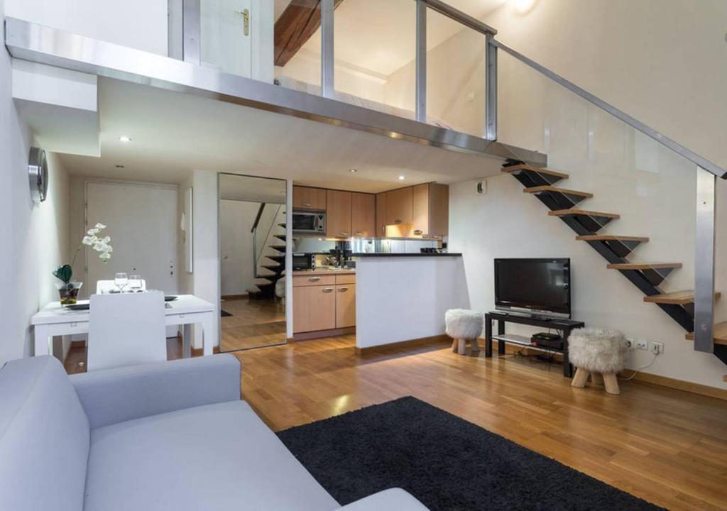 Wohnung massena duplex loft modern on the place wohnung nice
