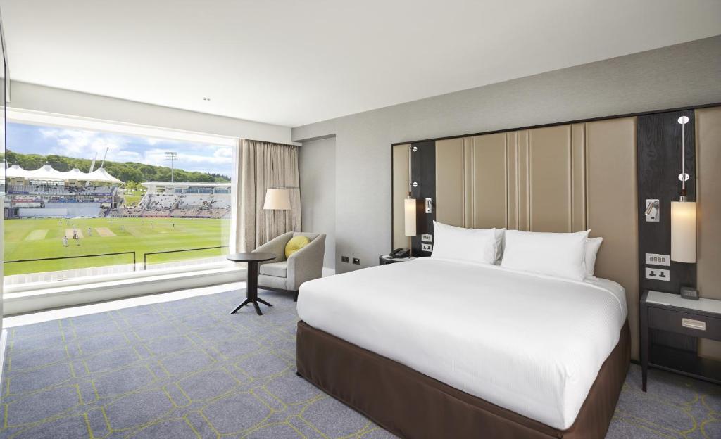 Hilton Hotel Southampton Spa