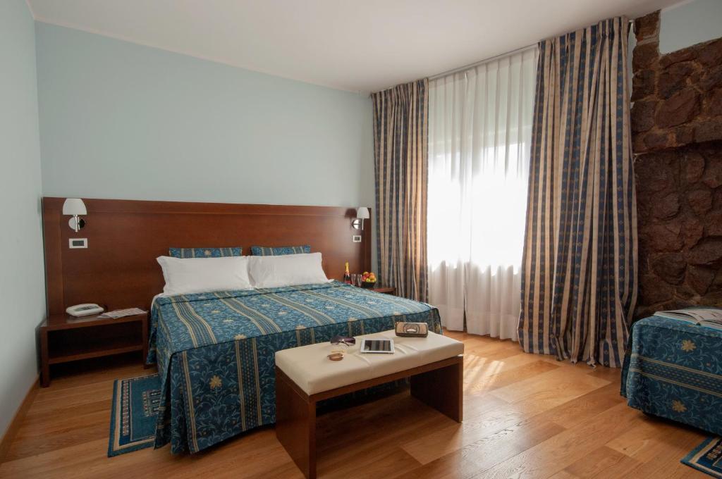 Double ... - Hotel La Pergola Rome