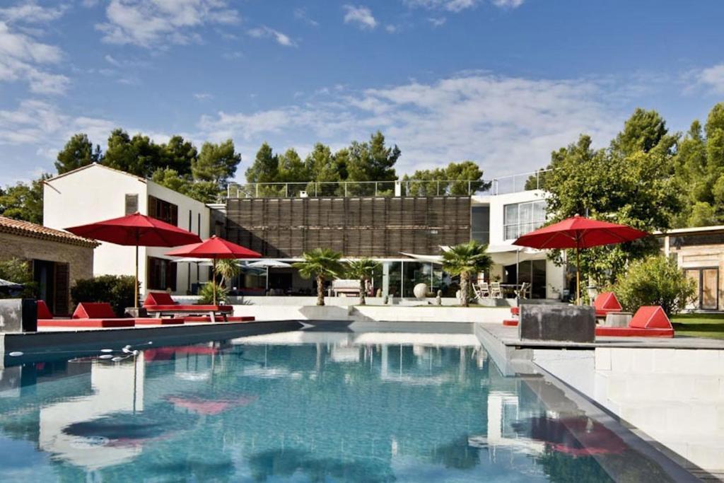 Design luxe villa house balinaise villa aix en aix en provence
