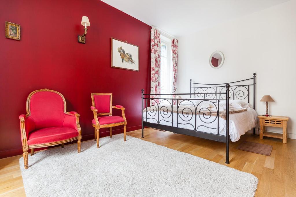 Apartment Versailles Experience Idyllic Apartment In Versailles In