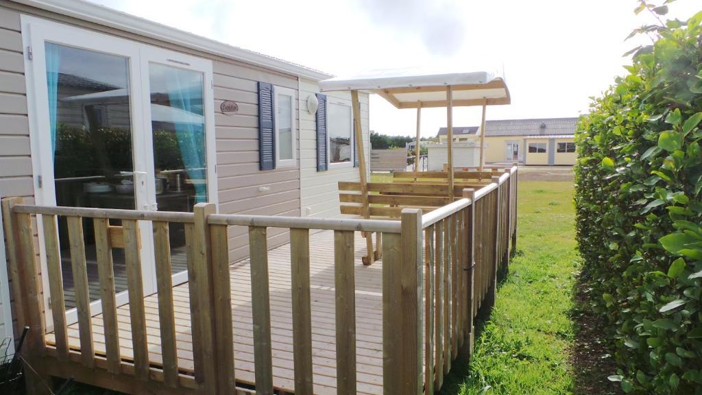 Camping de kerurus r servation gratuite sur viamichelin - Plouneour trez office tourisme ...